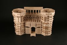 Tons of Keva Plank building ideas!!