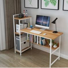 Best Computer Desk - Home Office Computer Desk-Household