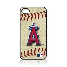 Anaheim Angels Baseball Vintage iPhone 4/4S Case - Cool