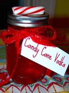 candy cane vodka