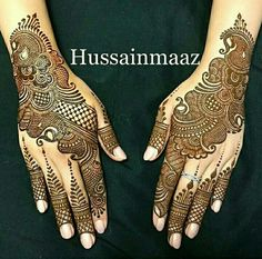 Tutorial Create Henna Design - 20 Best Easy Mehndi Design Step by Step Tutorial Images. The best tutorial step by step to create Henna design for beginner Wedding Henna Designs, Latest Bridal Mehndi Designs, Mehndi Designs 2018, Modern Mehndi Designs, Mehndi Designs For Fingers, Mehndi Design Pictures, Henna Tattoo Designs, Latest Mehndi, Beautiful Mehndi Design