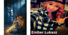 Ember Lukasz | What is your Percy Jackson life? 3