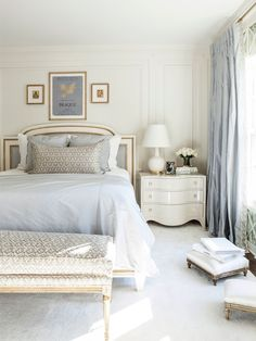 Bedroom Ideas: How to Decorate a Large Bedroom Photos | Architectural Digest