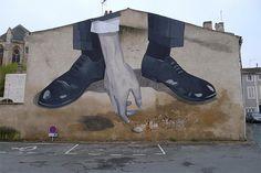 Street Art de Escif