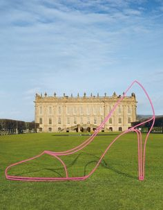 High Heel (pink), Michael Craig-Martin, 2014. Photo: Matthew Bullen and © Michael Craig-Martin
