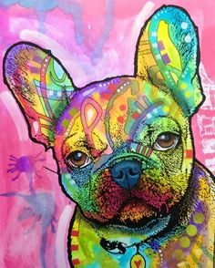 Dean Russo Art - Frenchie