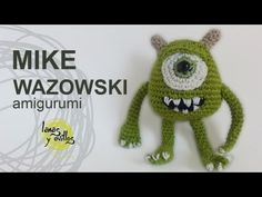 Mike Wazowski   Lanas y Ovillos