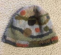Tara knit wool hat awesomeness