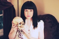 Caitlin Doughty just your modern day mortician... love her ask a mortician videos!