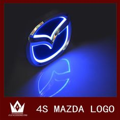 $17.61 (Buy here: https://alitems.com/g/1e8d114494ebda23ff8b16525dc3e8/?i=5&ulp=https%3A%2F%2Fwww.aliexpress.com%2Fitem%2F2014-Newest-Design-car-LED-badge-light-car-emblem-led-logo-for-Mazda-logo-white-blue%2F1723127871.html ) Guang Dian 12cmx 9.55cm car LED badge light, car emblem led logo Fit for Mazda CX7 For mazda 8 logo white blue red color for just $17.61