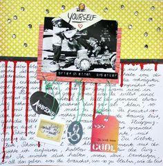"""Layout von Britta für www.danipeuss.de   Basic Grey """"Highline"""""""