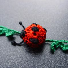 Elvesztetted a fonalat? Itt megtalálod! Kézimunkasuli: Horgolt katicás bokalánc Crochet Earrings, Bracelets, Jewelry, Fashion, Moda, Jewlery, Jewerly, Fashion Styles, Schmuck