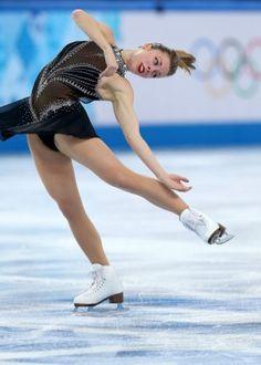 Ashley Wagner: Sochi 2014 Figure Skating Ladies Short Program -04