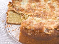 This is the Finnish toscapie/cake. Finnish Recipes, Good Food, Yummy Food, Yummy Cakes, Apple Pie, Sweet Recipes, Yummy Recipes, Banana Bread, Sweet Tooth
