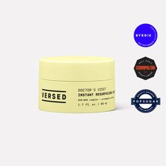 Doctor's Visit Instant Resurfacing Mask – Versed Skin Recycling Station, Eco Beauty, Beauty Awards, Plastic Items, Salicylic Acid, Dead Skin, Moisturizer, Skin Products, Beauty Products