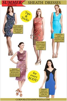 Move Over LBD, Today's Woman Doesn't Want To Blend In #dresses