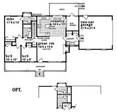 Small House Plans On Pinterest Small House Plans House