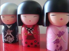 Kimidoll - they are so cute!
