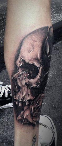 Another cool skull