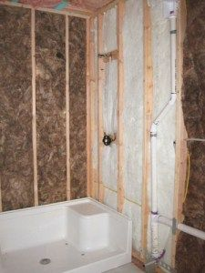 On this post we show you how to complete a DIY Basement Walls and Ceiling Insulation Project. Why do it, Minimum Wall's R values, tools you need and more! Drywall Mud, Clean Garage, Basement Walls, Basement Ideas, Matching Paint Colors, Real Wood Floors, Buy Tools, Cheap Houses, Toilet Cleaning