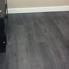 Patina Design Legno x x Oak Laminate Flooring in Boston Dark Gray Engineered Bamboo Flooring, Best Laminate, Installing Laminate Flooring, Wide Plank Flooring, Grey Flooring, Wood Laminate, Vinyl Flooring, Hardwood Floors, Flats