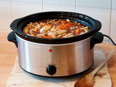 Crock Pot Slow Cooker, Crock Pot Cooking, Slow Cooker Recipes, Cooking Tips, Cooking Recipes, Cooking Websites, Recipe Websites, Healthy Crockpot Recipes, Ww Recipes