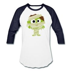 Mummy - Baseball T-S