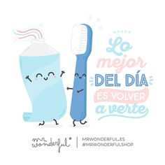 Anda, no te cortes y dinos ¿a quién estás deseando ver al llegar a casa? #mrwonderfulshop #felizmartes  The best thing about each day is seeing you again. Go on, tell us, who are you looking forward to coming home?