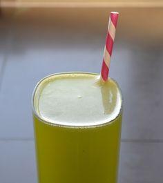 Pineapple Detox Juice.