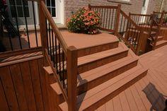 Composite handrail wholesalers