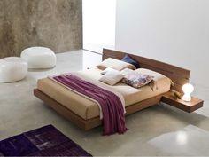 Красиво и с пользой: 15 кроватей с функциональным изголовьем