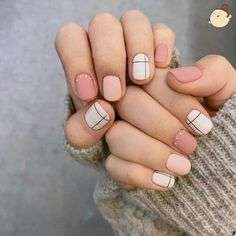 44 Cute Nail Polish Manicure for Spring - Nails - Unhas Cute Nail Polish, Gel Polish, Minimalist Nails, Minimalist Fashion, Nail Swag, Super Nails, Manicures, Gel Manicure Nails, Gel Pedicure