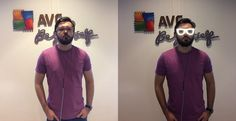 AVG reveals eyewear to protect your identity from facial recognition programs