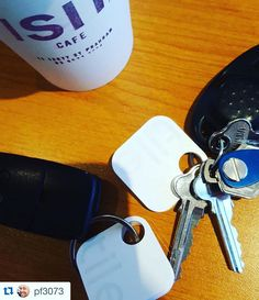#Repost @pf3073 I shall never lose my keys again. #tiledit #everythingisbetterwithbluetooth #tiledit  www.thetileapp.com