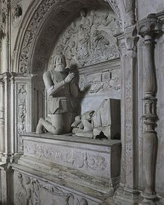 Tumulo de D. Luis da Silveira