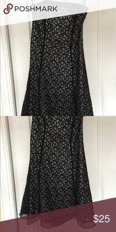Selling this WHBM Dress on Poshmark! My username is: sarahoagey. #shopmycloset #poshmark #fashion #shopping #style #forsale #White House Black Market #Dresses & Skirts