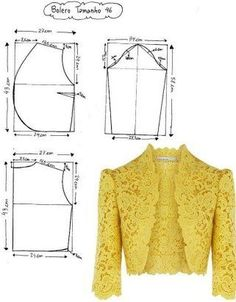 Blazer Sewing Pattern Casual Pattern Inspiration For The Non Girly Sewist Allspice Abounds Dress Sewing Patterns, Sewing Patterns Free, Clothing Patterns, Pattern Drafting Tutorials, Blazer Pattern, Jacket Pattern, Bolero Pattern, Fashion Sewing, Diy Fashion