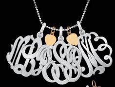 Mommy Necklace by Jane Basch robinsonjewelers.com #greenvillenc