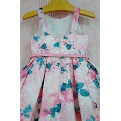 Vestido de Festa Infantil Yasmin