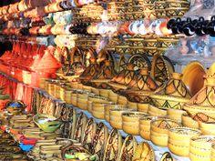 Algerian pottery