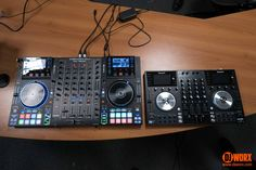 Check out the size of new Denon DJ MCX-8000 ! Can't wait to own one !