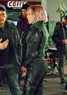 Scarlett Johansson as Natasha Romanoff/Black Widow Marvel Dc, Wanda Marvel, Marvel Women, Marvel Girls, Marvel Heroes, Scarlett Johansson, Black Widow Avengers, Avengers Cast, Black Widow Scarlett