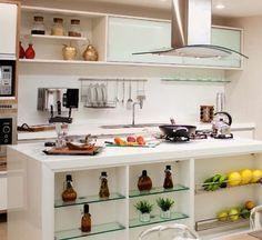 nichos cozinha americana - Pesquisa Google