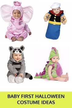 Baby 1st Halloween Costume Ideas so cute and funny. Baby Animal Halloween Costumes will make Halloween fun this year.  Baby Bunting Halloween Costumes. Classic baby costumes using characters from movies and TV.