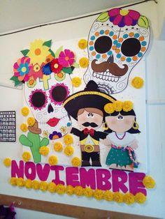 Board Decoration, Class Decoration, School Decorations, Classroom Board, School Classroom, Classroom Decor, Bulletin Boards, Halloween Door Hangers, Diy And Crafts