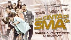 ADA CINTA DI SMA Official Trailer ( Tayang 6 Oktober 2016 )