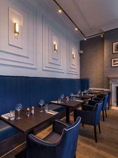 Black Iron restaurant by Faber Design & Architecture, Leicester – UK » Retail Design Blog