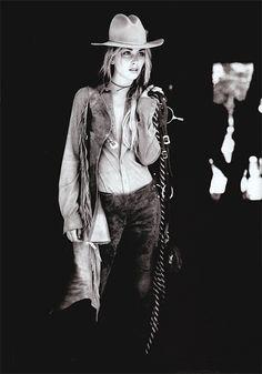 Georgina Grenville Harpers Bazaar US, October 1996 Photographer Patrick Demarchelier