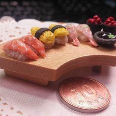 #미니어쳐 #미니스타스램 #미니어쳐초밥 #미니어쳐스시 #sushi #miniature