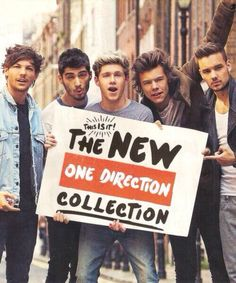 "idc where the heck I need to go t find the 'New One Direction Collection"" im going either way hopefully its in mall of America cuz im going there in probably about 2 years. 13 years old hopefully or next year cross my fingers for good luck."